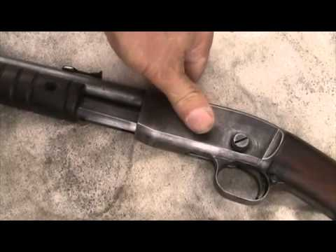 remington model 12a serial numbers