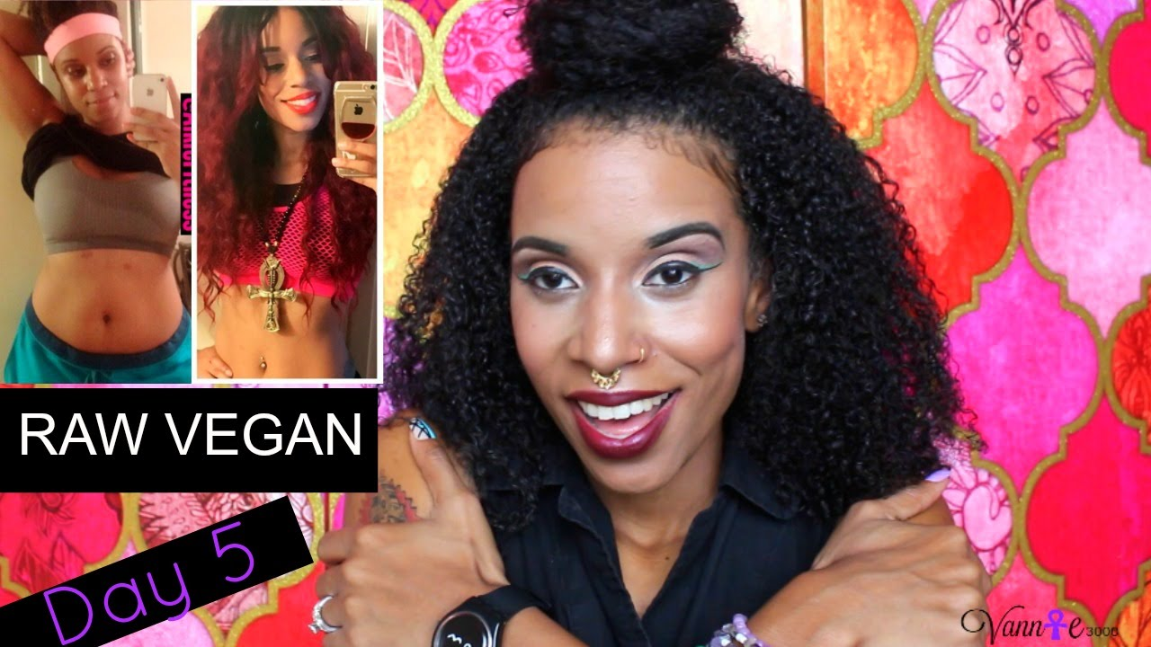 Raw Vegan Fast Day 5: How I lost weight, Why diets don't work, SELF LOVE