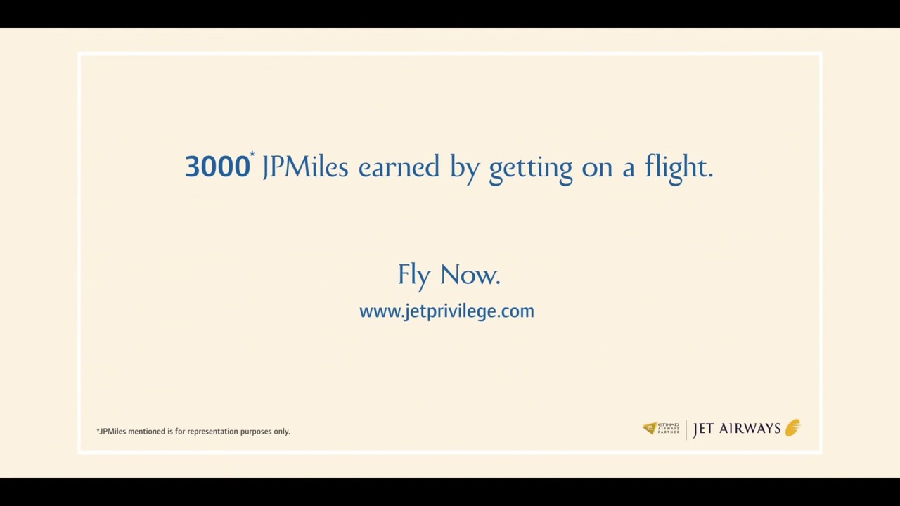 Earn JPMiles with Airline Partners - JetPrivilege