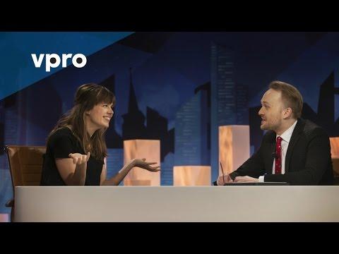 Katja Herbers  Zondag met Lubach S02