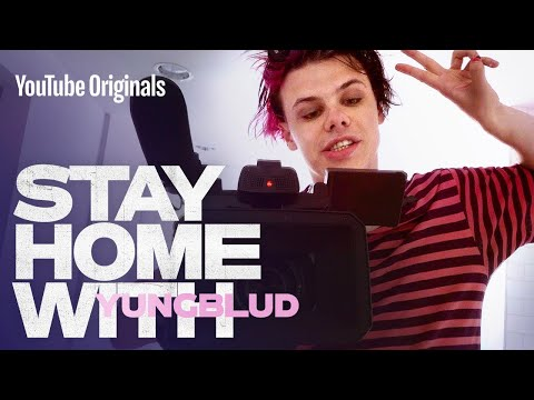 YUNGBLUD Shares New Episode Of 'Stay Home With: YUNGBLUD'