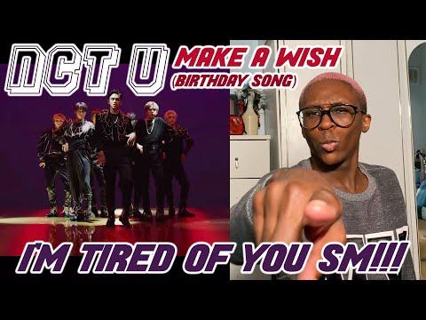 NCT U - Make a Wish (Birthday Song) MV REACTION   I'M FRIKKIN' OVER IT!!! 😫😤💀