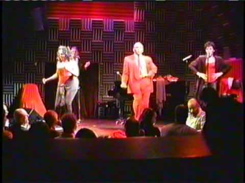 "ANDRÉ DE SHIELDS - dance number in  ""Black By Popular Demand"" @ NYC CABARET"