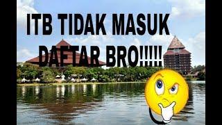7 Universitas terbaik di Indonesia tahun 2018 !!!!