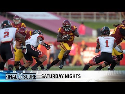 Highlights: No. 13 USC football outlasts Utah in last-second thriller