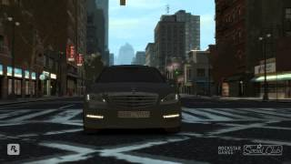GTA IV Mercedes-Benz S65 AMG + download link