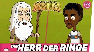 Monsters of Kreisklasse: Der Herr der Ringe vs. Borussia Hodenhagen