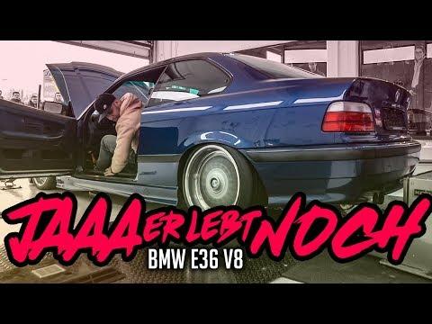 JP Performance - JAAA! Er lebt noch! | BMW E36 V8