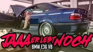 JP Performance -  Yes! He's Alive! | BMW E36 V8