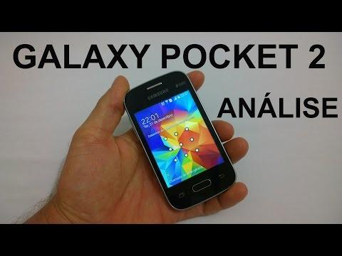 Samsung Galaxy Pocket 2 Duos - Análise do Aparelho [Review Brasil]