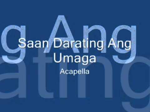 Angeline Quinto - Saan Darating Ang Umaga...