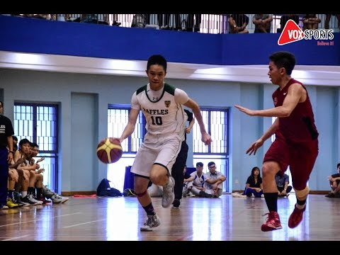 Basketball National 'A' Division Boys 2015 (Final)  [19 May 2015]