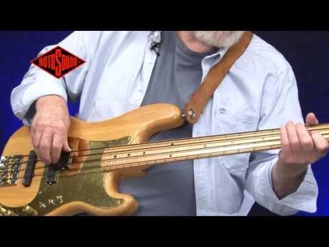 Mo Foster & Rotosound Tru Bass 88 Bass Guitar Strings
