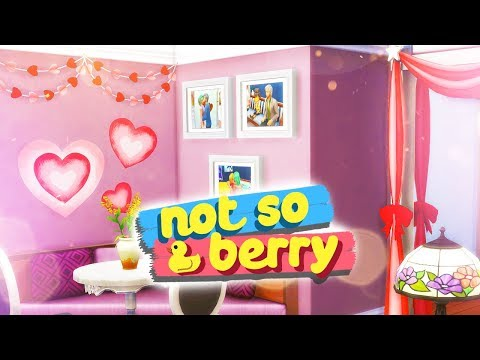 MAKEOVERS + DECORATING 💗 // The Sims 4: Not So Berry ~ Yellow #80