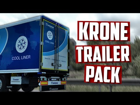 Euro Truck Simulator 2   Krone Trailer Pack   Toast 🚚