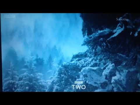 Rise Of The Guardians - BBC 2 Intro