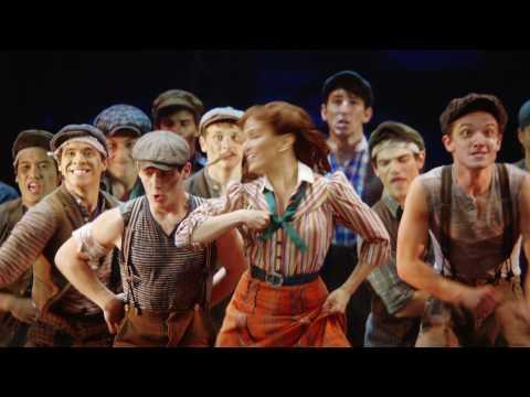 Newsies: The Broadway Musical - Trailer