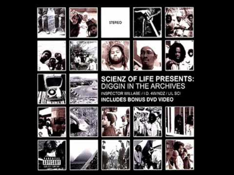 Scienz Of Life - Raw Scienz