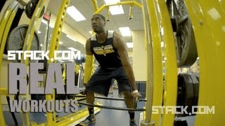 Repeat youtube video Real Workouts: Roy Hibbert