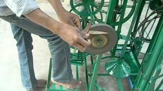 Multipurpose machine used forsharpening the tools