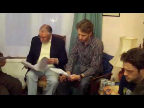 Beethoven in Vienna: The Musical  Script Reading in Hampstead, London