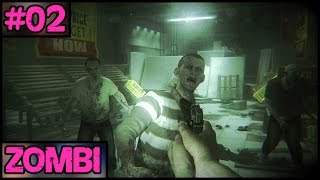 Zombi (ZombiU) - Part 2 - PC Gameplay Walkthrough - 1080p 60fps