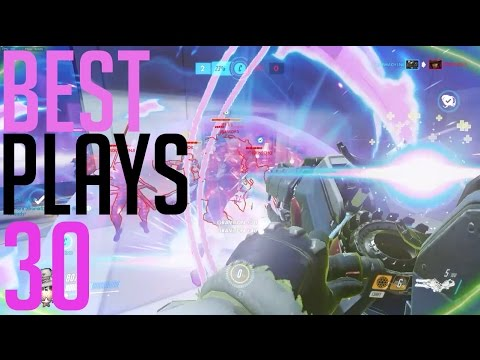 Fybedi Overwatch Best Plays 30