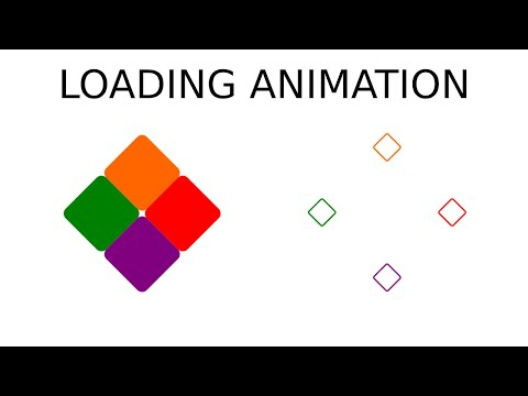 Awesome Loading Animation Using Html And Css
