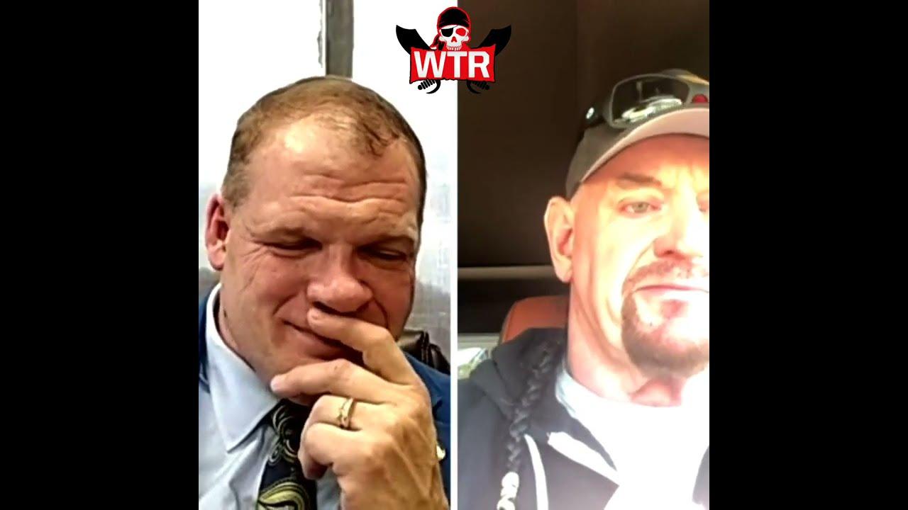 Undertaker'ın Kane'e SÜRPRİZİ | Kane, Hall Of Fame'de (Türkçe Altyazı)