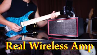 NUX Mighty Air review (Real wireless amp!!)