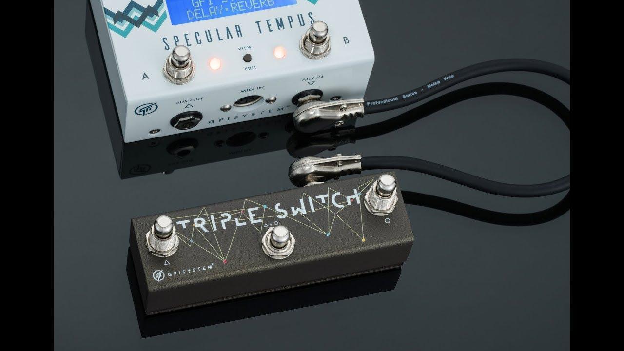 Specular Tempus + Triple Switch