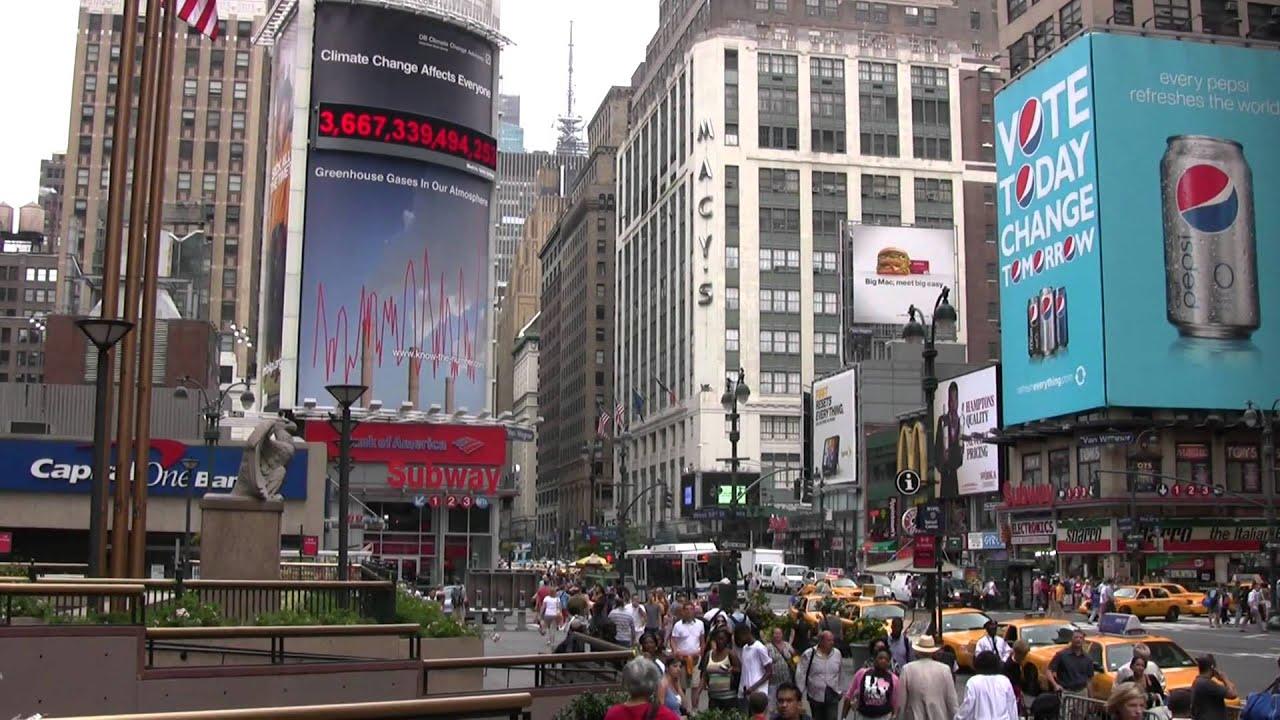 City Sights Bus Tour New York