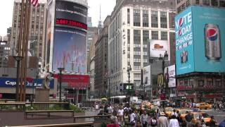 BROTHERS TOUR NEW YORK CITY(New York's most popular locations presented to you by Danny and Michael. In this New York tour, you'll see Times Square, Central Park, Ground Zero, and Toys ..., 2011-04-22T19:16:04.000Z)