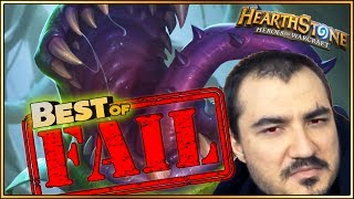 Hearthstone - Best of Fail - Funny and lucky Rng Moments