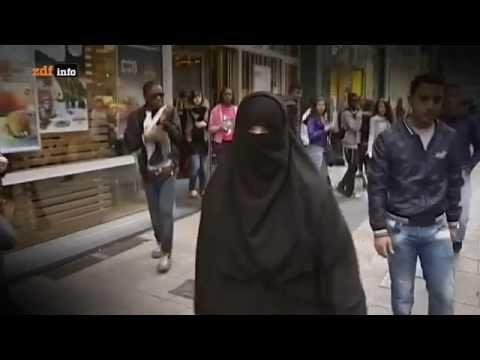 Hijab in die mund spritzen 7