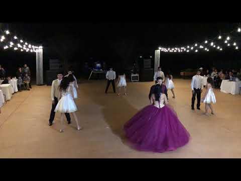 Jazmine's Quince Waltz - Quinceañera Vals 2018 - Tiempo de Vals by Cheyenne