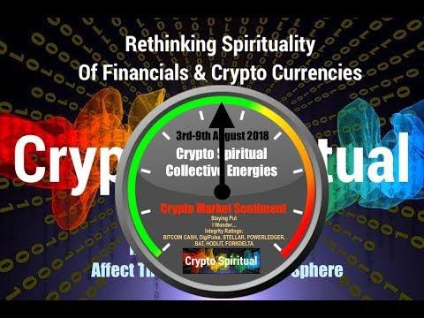 Crypto Energies 3rd-9th August 2018 & Integrity Rating BCH, DIGIPULSE, STELLAR, POWERLEDGER, BAT