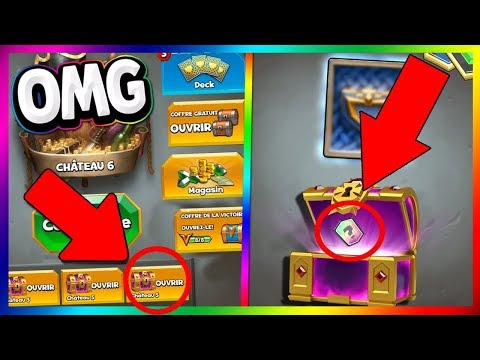 OMGG MON PLUS GROS PACK OPENING !!! // Castle Crush