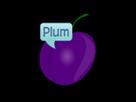 Plum.