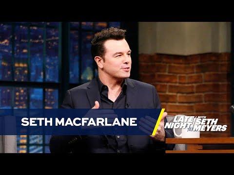 Seth MacFarlane Remembers How Boring Trump Was at His Comedy Central Roast