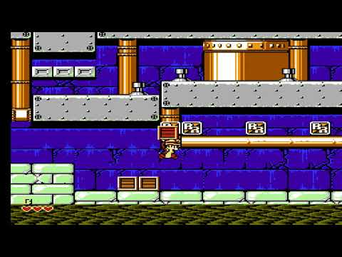 Sunday Longplay - Chip 'n Dale Rescue Rangers 2 (NES)