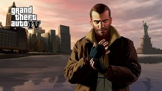 GTA 4 Gameplay : OMG !! High settings in a Low End PC