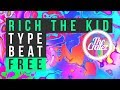 """Rich The Kid Type Beat Free 2018 ✘ Instrumental Free Beats Music   """"Rich Gang""""   The Cratez 🔥"""