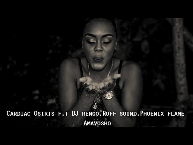 Cardiac Osiris ft. DJ rengo,Ruff sound,Phoenix flame - Amavosho