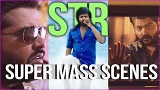 STR Super Mass Scenes | AAA | AYM | Latest Tamil Scenes | SIMBU MASS SCENES