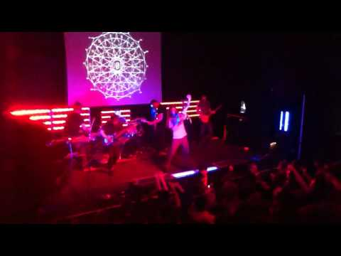Underoath - Who will Guard The Guardians live Denver 2/6/11
