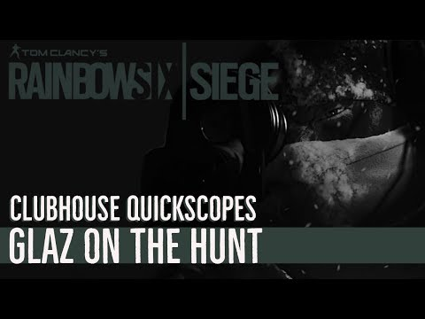 13-3 Glaz Quick Scope | Clubhouse Full Game