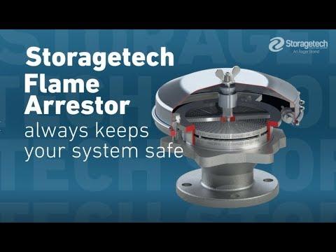 Storagetech™ Flame Arrestor