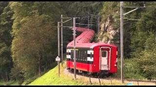 Железные дороги мира. Швейцария(, 2013-01-17T08:34:35.000Z)