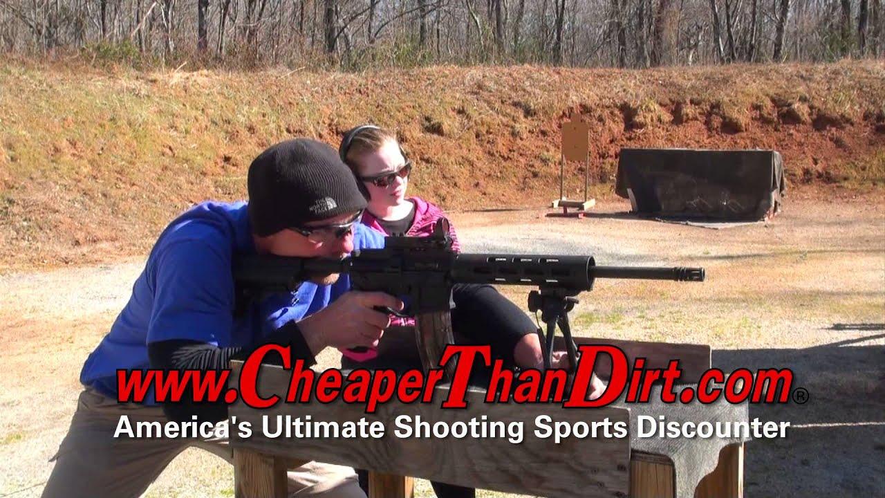Family Gun Time from Cheaper Than Dirt!